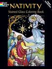 Nativity Stained Glass Coloring Book by Marty Noble (Paperback, 2004)