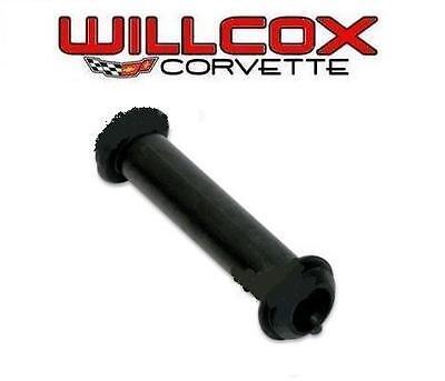 68-81 CORVETTE POWER WINDOW WIRE CONDUIT - 1 PIECE - 2 REQUIRED - NEW!