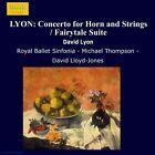 David Lyon - Lyon: Orchestral Works (1999)