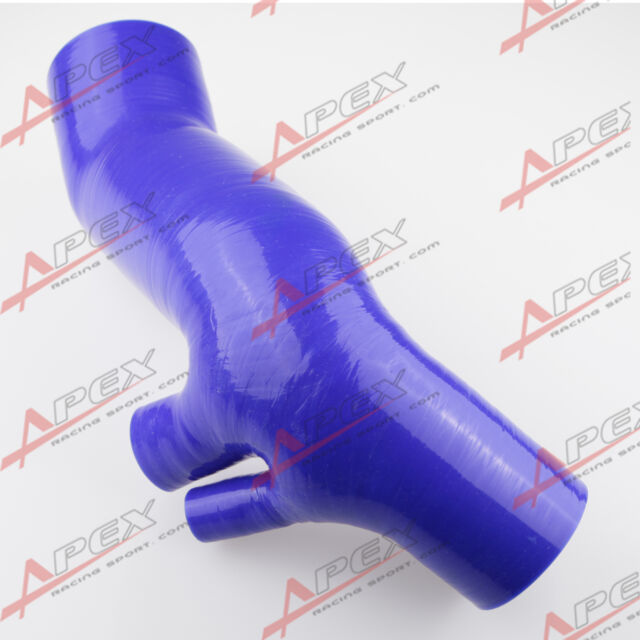 FIT FOR Nissan R33 R34 RB25DET Silicone Turbo Induction Hose Pipe Kit Blue 20056