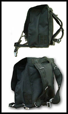 VOMITORY === Black Military Backpack === Various Designs
