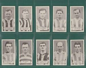 NOSTALGIA-CLASSICS-50-SETS-OF-50-LACEY-039-S-CHEWING-GUM-039-FOOTBALLERS-039-CARDS