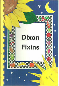 WESTMINSTER-MD-2000-DIXON-FIXINS-COOK-BOOK-RELAY-FOR-LIFE-MARYLAND-RECIPES