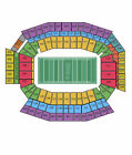 Philadelphia Eagles Playoff vs New Orleans Saints Tickets 01/04/14 (Philadelphia)