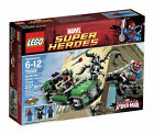 LEGO Marvel Super Heroes Spider-Man Spider-Cycle Chase (76004)