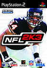 NFL 2K3 (Sony PlayStation 2, 2003, DVD-Box)