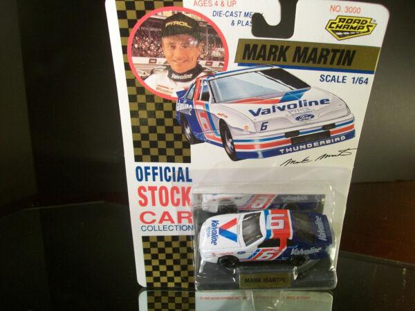 #6 MARK MARTIN VALVOLINE FORD 1992 TEAM TRANSPORTER ROAD CHAMPS 1/87