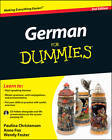 German for Dummies, 2nd Edition with CD by Wendy Foster, Paulina Christensen, Anne Fox (Paperback, 2011)