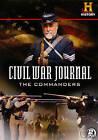 Civil War Journal: The Commanders (DVD, 2011, 2-Disc Set)