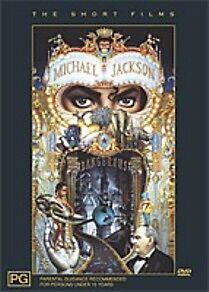 Michael-Jackson-Dangerous-Short-Films-DVD-very-good-condition-t2