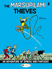 Spirou & Fantasio: 5: Marsupilami Thieves by Andre Franquin (Paperback, 2013)