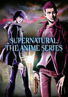 Supernatural: The Anime Series (DVD, 2011, 3-Disc Set)