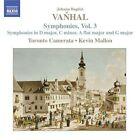 Johann Baptist Vanhal - Vanhal: Symphonies, Vol. 3 (2005)