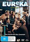 Eureka : Season 4 (DVD, 2012, 6-Disc Set)