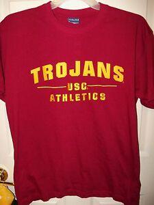 USC-Trojans-Southern-California-Short-Sleeve-Shirt-Mens-Size-Large-NWT