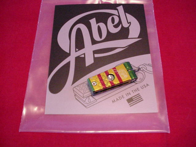 Abel Abel Abel Super Nipper Clipper Cutter Vietnam Service Ribbon Veteran Project GREAT b65a2a