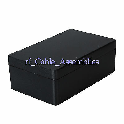 "10pcs Plastic Project Box Enclosure - 2.16""*1.37""*0.78"" (L*W*H) DIY - 55x35x20mm"