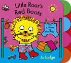 Little Roar's Red Boots by Jo Lodge (Board book, 2013)