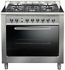 Indesit KP9508EXG Dual (Electric and Gas) Cooktop