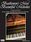 Beethoven's Most Beautiful Melodies by Cherry Lane Music Co ,U.S. (Paperback, 2007)