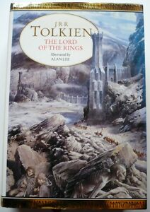 J-R-R-Tolkien-3-1-Lord-of-the-Rings-First-Edition-1991-Art-by-Alan-Lee
