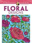 Floral Designs Coloring Book by Jessica Mazurkiewicz (Paperback, 2012)
