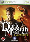 Dark Messiah of Might nd Magic: Elements (Microsoft Xbox 360, 2008, DVD-Box)