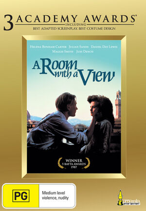 A Room With A View (DVD, 2011)