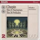 Frederic Chopin - Chopin: Nocturnes & Preludes (1994)