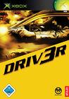 Driv3r (Microsoft Xbox, 2004, DVD-Box)