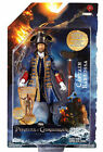 Disney Pirates of the Caribbean On Stranger Tides 6 Inch Series 1 Action Figure Captain Barbossa - 202261