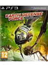 Earth Defence Force: Insect Armageddon (Sony PlayStation 3, 2011) - European Version