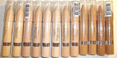 Loreal TRUE MATCH Super Blendable Crayon Concealer *YOU CHOOSE* COLOR New!!