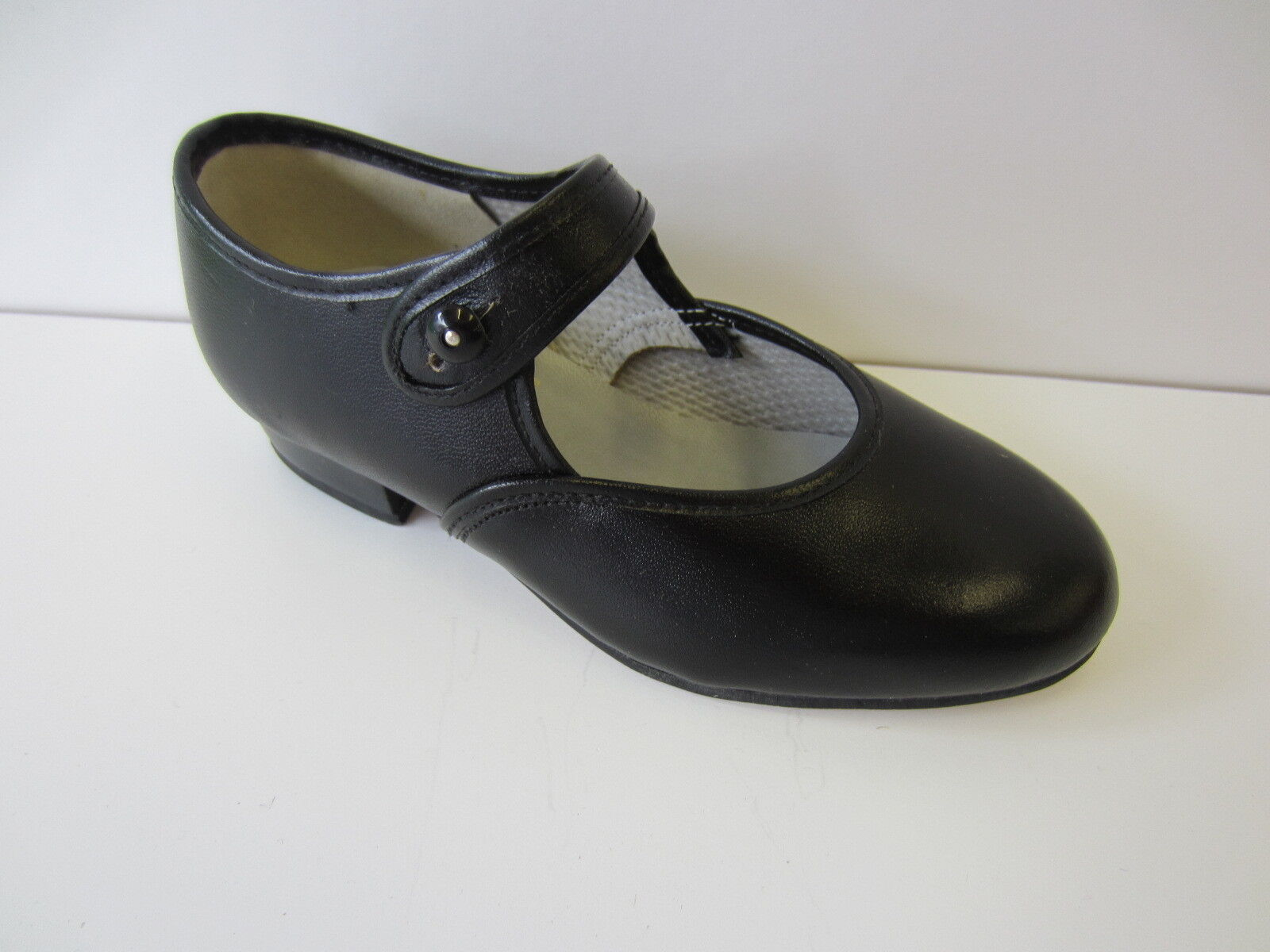 Unisex Freed Black/Red Dance Shoes