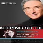 Michael Tilson Thomas/San Francisco Symphony - Keeping Score - Symphony No.5 (Blu-ray, 2010)
