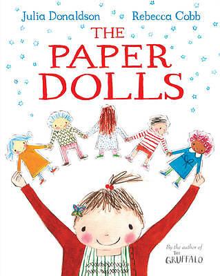 The Paper Dolls, Donaldson, Julia, New Book