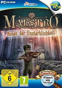 Maestro: Noten der Unsterblichkeit (PC, 2012, DVD-Box) - Berlin, Deutschland - Maestro: Noten der Unsterblichkeit (PC, 2012, DVD-Box) - Berlin, Deutschland