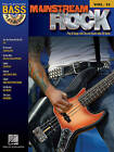 Bass Play-Along: Mainstream Rock: Volume 15 by Hal Leonard Corporation (Paperback, 2011)