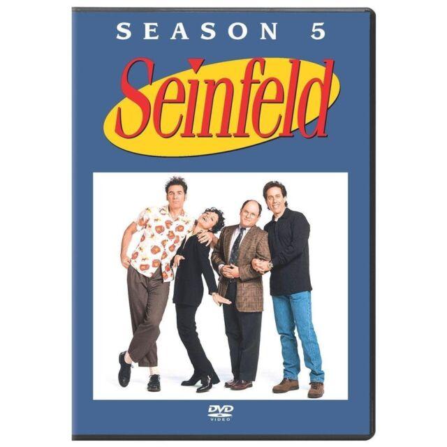 Seinfeld: The Complete Fifth Season DVD Region 1, NTSC