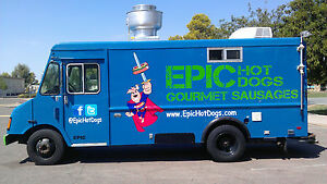EPIC-HOT-DOGS-GOURMET-MOBILE-FOOD-TRUCK-Catering-Truck-Concession-Events