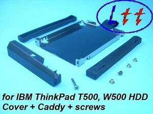 Mounting-frame-for-IBM-Thinkpad-T500-W500-Cover-Screws
