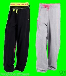 Zumba-Jammin-039-Jersey-Pants-New-With-Tags-Ships-Fast-Soft-and-comfortable