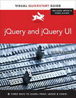 jQuery and jQuery UI: Visual QuickStart Guide by Jay Blanchard (Mixed media product, 2012)