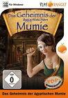 Das Geheimnis der ägyptischen Mumie (PC, 2011, DVD-Box)