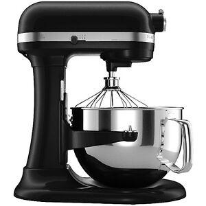 Kitchenaid Rkp26m1xob Pro Stand Mixer 6 Qt Big Black Pro