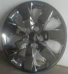 2008 2009 2010 Honda Accord Chrome Wheel Skins For Alloy