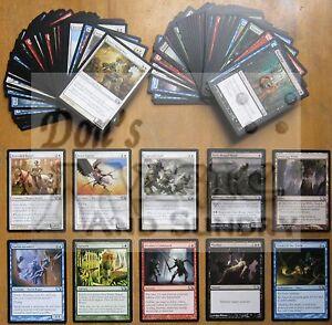 MtG-Magic-2013-M13-101-Card-Complete-Common-Set-Mint-Magic-the-Gathering