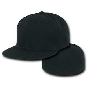 blank black baseball hat - photo #21