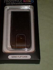 Ipod-NANO-Black-flip-Case-for-original-model-only