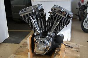 HARLEY-DAVIDSON-FL-TOURING-2007-ELECTRA-GLIDE-TWIN-CAM-1586CC-96-CI-ENGINE-MOTOR